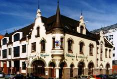 Restaurant Fischerhaus - Panorama Lounge - Event venue in Hamburg - Family celebrations and private parties