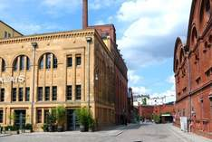 Palais Kulturbrauerei - Event venue in Berlin - Work party