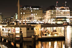Friends ALSTER - Eventlocation in Hamburg - Betriebsfeier