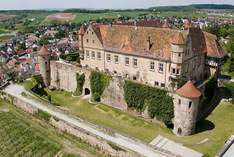 Burg Stettenfels - Castle in Untergruppenbach - Conference