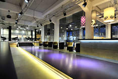 EXTRAORDINARII // EVENTLOCATION - Event venue in Düsseldorf - Company event