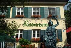 Waldwirtschaft - Restaurant in Pullach (Isartal) - Work party