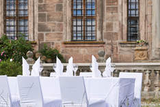 Schloss Hemhofen - Palace in Hemhofen - Wedding