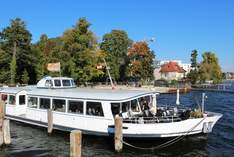 Restaurantschiff Windflüchter - Ship in Berlin - Family celebrations and private parties
