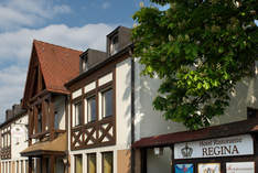 Hotel Ristorante Regina - Restaurant in Zirndorf - Family celebrations and private parties