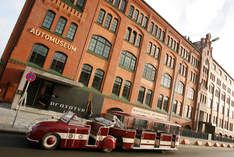 Automuseum PROTOTYP LOFTS - Stylish venue in Hamburg - Company event