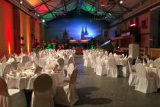 Eventhalle Marweeg - Event venue in Cologne - Company event
