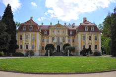 Barockschloss Rammenau - Palace in Rammenau - Wedding