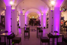 Praterinsel - Raum für Events - Event venue in Munich - Company event