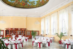 Silbersaal Chemnitz - Restaurant in Chemnitz - Wedding