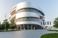 Mercedes-Benz Museum - Arena in Stuttgart - Conference