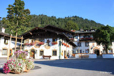 "Gasthof und Hotel ""Zur Post"" - Concert venue in Wallgau - Wedding"
