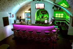Basement 11 - Club / Bar / Lounge - Partylocation in Nürnberg - Familienfeier und privates Jubiläum