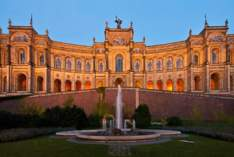 Maximilianeum (Sitz des Bayerischen Landtags) - Event venue in Munich - Family celebrations and private parties
