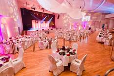 Best Western Plus Palatin Kongresshotel - Eventlocation in Wiesloch - Abiball