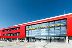 CONTINENTAL ARENA - Stadium in Regensburg - Conference
