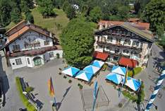 Hotel Terofal - Concert venue in Schliersee - Wedding