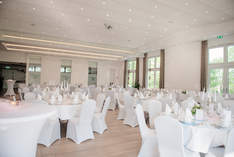 Jagdhaus Feldmann - Venue in Hopsten - Wedding