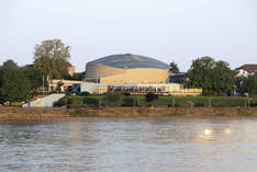 Beethovenhalle - Location in Bonn - Concerto