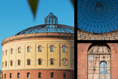 Gasometer Leipzig - Event venue in Leipzig - Product presentation or roadshow