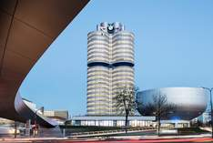 BMW Museum - Event venue in Munich - Media event