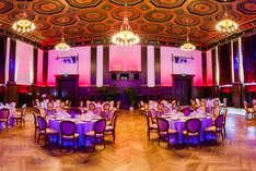 BESL Meistersaal am Potsdamer Platz - Eventlocation in Berlin - Firmenevent