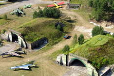 Luftfahrtmuseum Finowfurt - Museum in Schorfheide - Team building or motivational event