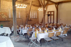 Forsthaus am Schloss Sommerswalde - Barn in Oberkrämer - Family celebrations and private parties