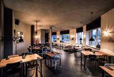 87 Restaurant & Eventlocation - Bar in Stuttgart - Exhibition