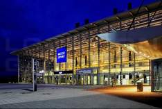 Messe Erfurt Congress Center - Exhibition grounds in Erfurt