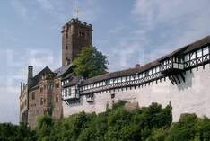 Wartburg - Castle in Eisenach