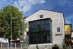 Kursaal - Festival hall in Bad Griesbach (Rottal)