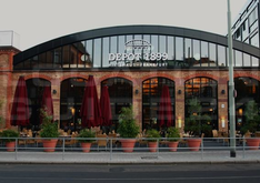 Depot 1899 - Eventlocation in Frankfurt - Firmenevent