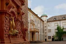Schloss Ettlingen - Palace in Ettlingen