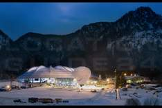 Max Aicher Arena - Arena in Inzell - Exhibition