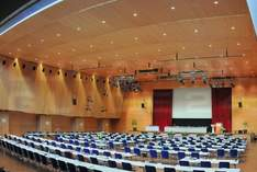 Kur & Kongress-Center Bad Windsheim - Festival hall in Bad Windsheim