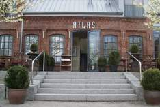 Atlas Restaurant und Showküche - Restaurant in Hamburg