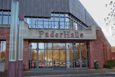 PaderHalle - Festival hall in Paderborn