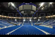 o2 World - Multi-purpose hall in Berlin - Work party