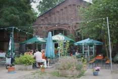 Waggonhalle Kulturzentrum - Restaurant in Marburg