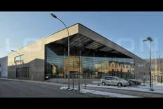 Vogtlandhalle - Multifunktionshalle in Greiz