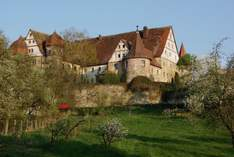Schloss Wiesenthau - Wedding venue in Wiesenthau - Wedding
