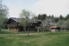 Freilichtmuseum Finsterau - Farmstead in Mauth
