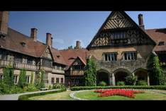 Schloss Cecilienhof - Palace in Potsdam