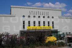 Stadthalle Bad Blankenburg - Municipal hall in Bad Blankenburg