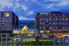 Sheraton Frankfurt Hotel & Conference Center - Hotel in Frankfurt (Main)