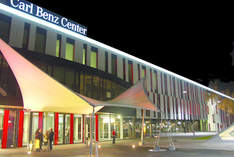 Carl Benz Arena - Sala meeting in Stoccarda - Conferenza