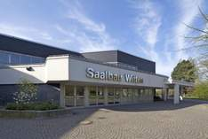 Saalbau Witten - Festival hall in Witten - Work party