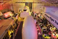 Lufthansa Flight Training Center - Eventlocation in Frankfurt (Main) - Betriebsfeier