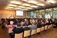 Frankfurt School of Finance & Management - Sala conferenze in Francoforte (Meno) - Convegni e congressi